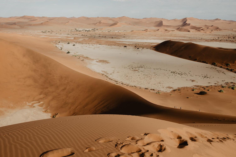 foot-steps-on-dunes-in-namib-desert
